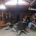 Feriencamp ROOTS Feuerküche mit Musik